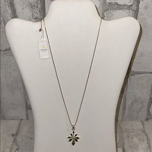 Kendra Scott Colorbar Thin Chain Necklace in Gold